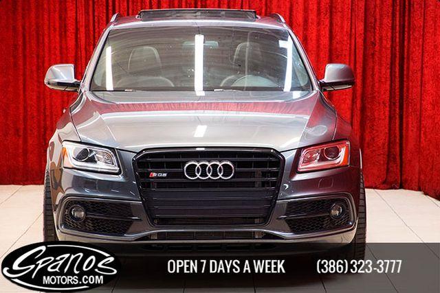 2016 Audi SQ5 Premium Plus Daytona Beach, FL 3
