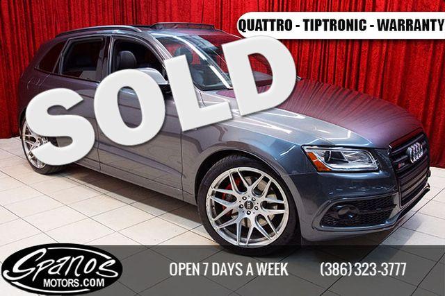 2016 Audi SQ5 Premium Plus Daytona Beach, FL 0