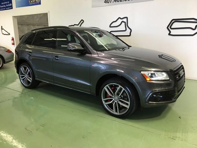 2016 Audi SQ5 Premium Plus Longwood, FL 1