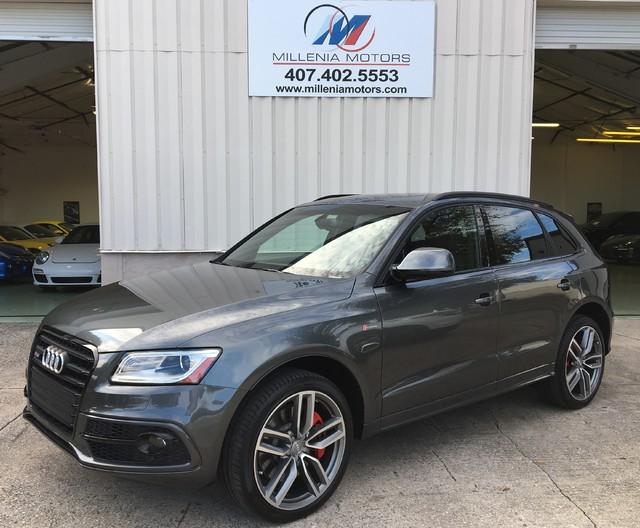 2016 Audi SQ5 Premium Plus Longwood, FL 39