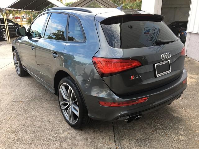 2016 Audi SQ5 Premium Plus Longwood, FL 41