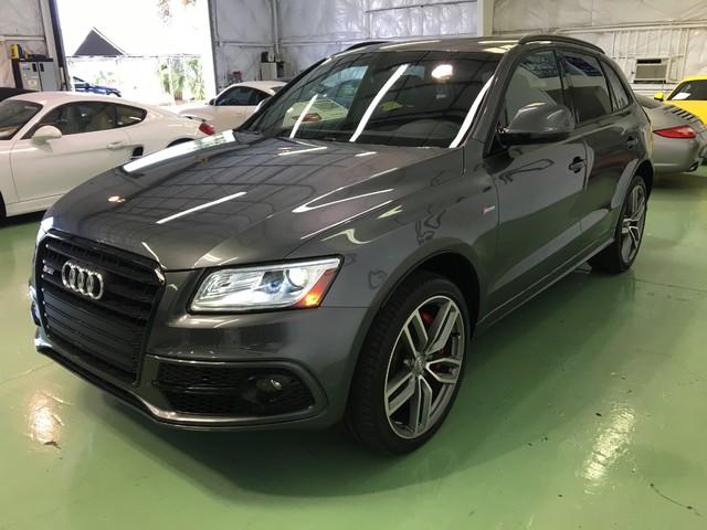 2016 Audi SQ5 Premium Plus Longwood, FL 5