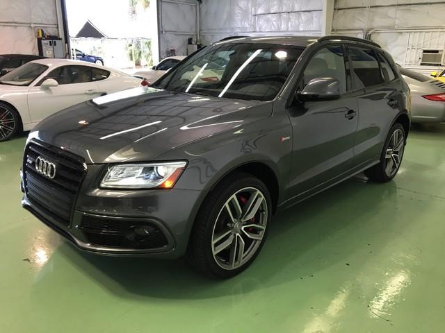 2016 Audi SQ5 Premium Plus Longwood, FL 6