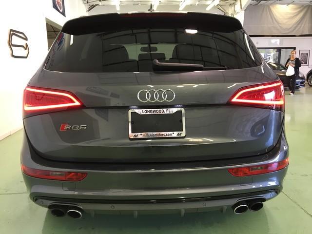 2016 Audi SQ5 Premium Plus Longwood, FL 9