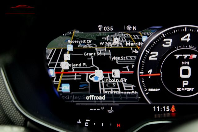 2016 Audi TTS Coupe 2.0T Merrillville, Indiana 17