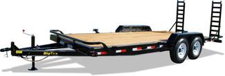2017 Big Tex 12ET  Pro Series Tandem Axle Equipment Harlingen, TX
