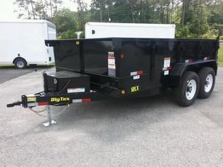 2016 Big Tex 12LX  Tandem Axle Low Profile Extra Wide Dump Harlingen, TX