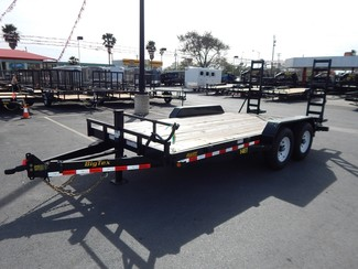 2016 Big Tex 14ET Tandem Axle Equipment Harlingen, TX