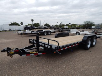 2017 Big Tex 14FT  Pro Series Full Tilt Bed Equipment Harlingen, TX