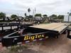 2016 Big Tex 14OA Tandem Axle Over The Axle Harlingen, TX