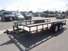 2017 Big Tex 14PI 16FT Heavy Duty Pipe Tandem Axle Harlingen, TX