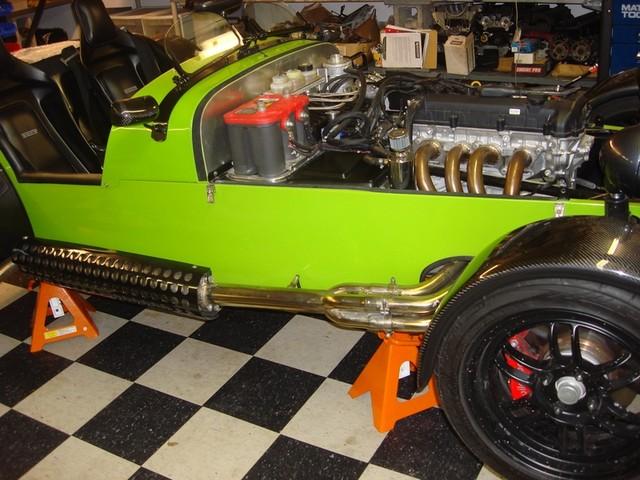 2016 Birkin Caterham Parts 2 Engine Parts Duratec, Zetec, Crossflow Arlington, Texas 13