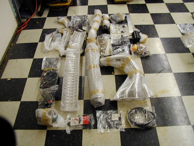 2016 Birkin Caterham Parts Engine Parts 3 More engine parts Arlington, Texas 31