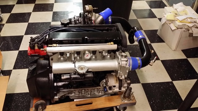 2016 Birkin Caterham Parts engine parts Duratec, Zetec, Crossflow Arlington, Texas 1
