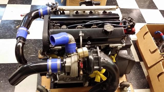 2016 Birkin Caterham Parts engine parts Duratec, Zetec, Crossflow Arlington, Texas 7