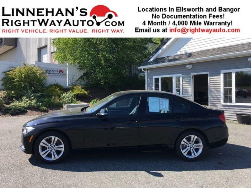 2016 BMW 328i xDrive 328i xDrive  in Bangor, ME