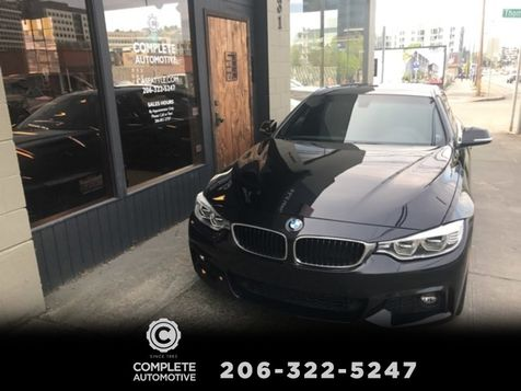 2016 BMW 428i Gran Coupe 4-Door M Sport Driving Assistance Lighting Premium Packages Save Over $22,000!  in Seattle