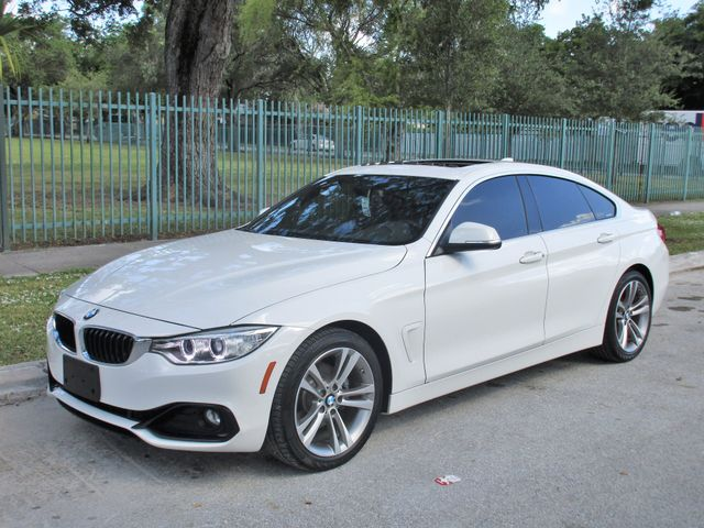 2016 BMW 428i Gran Coupe Come and visit us at oceanautosalescom for our expanded inventoryThis o