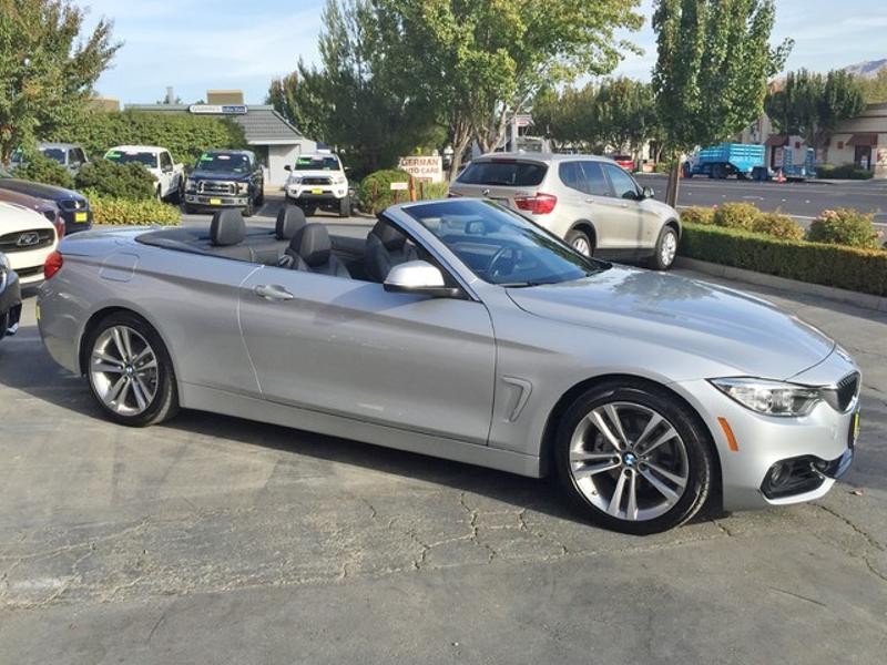 Bmw 428i Convertible >> 2016 BMW 428i Hardtop Convertible with Sport package | San Ramon, California | Diablo Motors ...