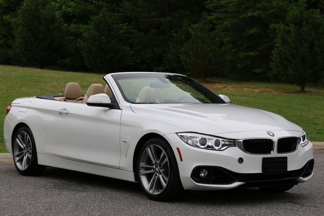 2016 BMW 428iCi  HARDTOP CONVERTIBLE Mooresville, North Carolina 0