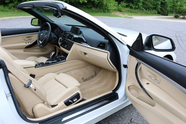 2016 BMW 428iCi  HARDTOP CONVERTIBLE Mooresville, North Carolina 18