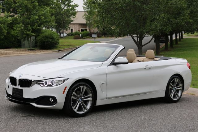 2016 BMW 428iCi  HARDTOP CONVERTIBLE Mooresville, North Carolina 2