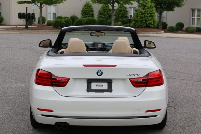 2016 BMW 428iCi  HARDTOP CONVERTIBLE Mooresville, North Carolina 4