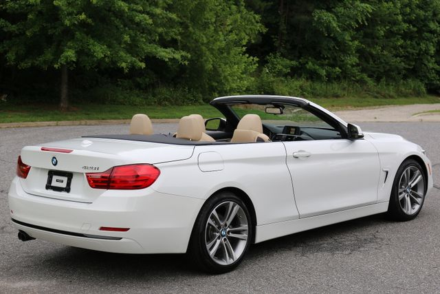 2016 BMW 428iCi  HARDTOP CONVERTIBLE Mooresville, North Carolina 5
