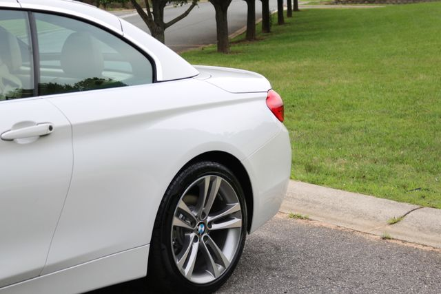 2016 BMW 428iCi  HARDTOP CONVERTIBLE Mooresville, North Carolina 67