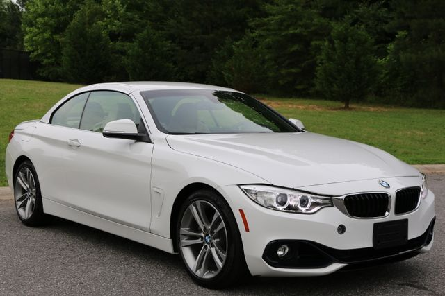 2016 BMW 428iCi  HARDTOP CONVERTIBLE Mooresville, North Carolina 73