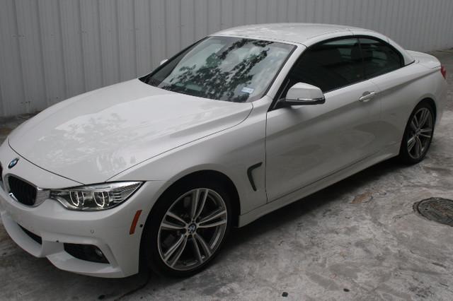 2016 BMW 435i Convertible Houston, Texas 10