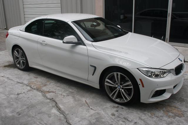 2016 BMW 435i Convertible Houston, Texas 11