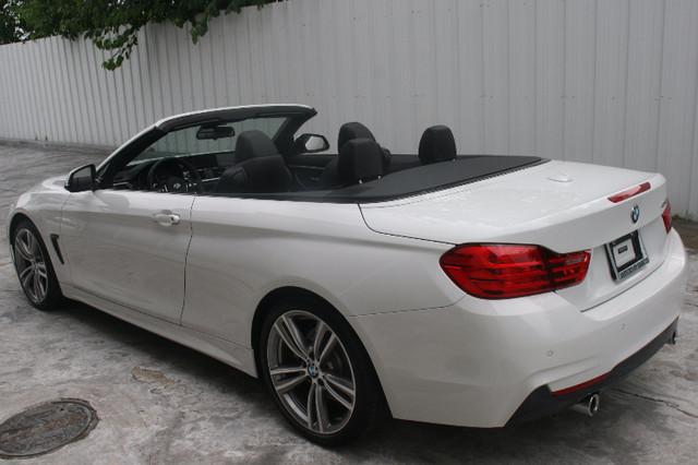 2016 BMW 435i Convertible Houston, Texas 4