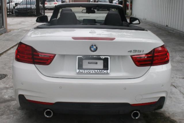 2016 BMW 435i Convertible Houston, Texas 5