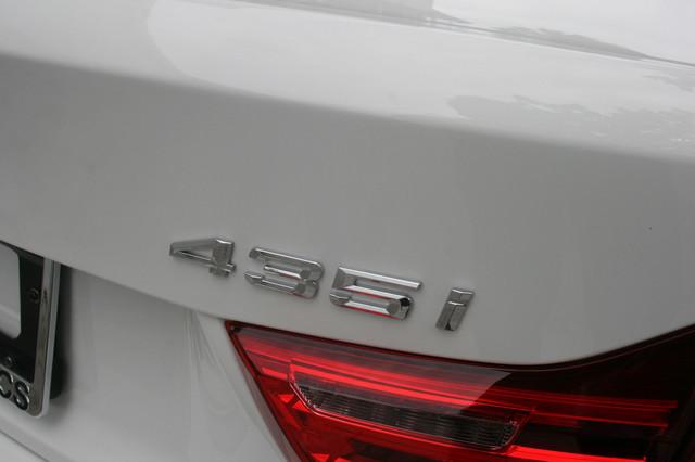 2016 BMW 435i Convertible Houston, Texas 9