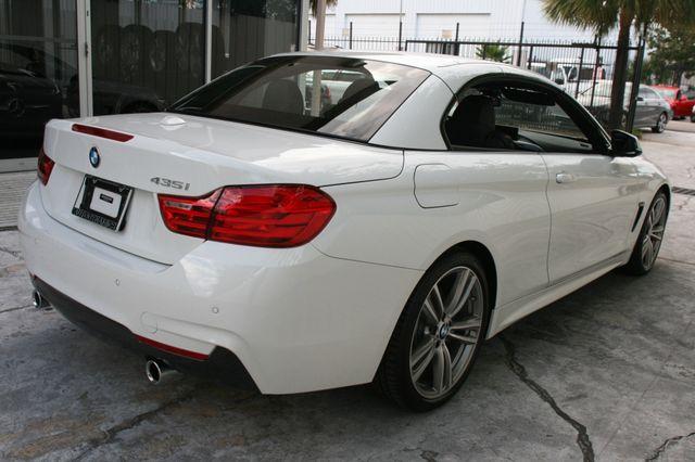 2016 BMW 435i Convertible Houston, Texas 23