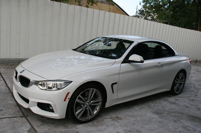 2016 BMW 435i Convertible Houston, Texas 26