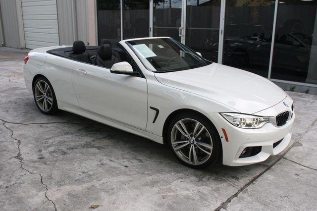 2016 BMW 435i Convertible Houston, Texas 3