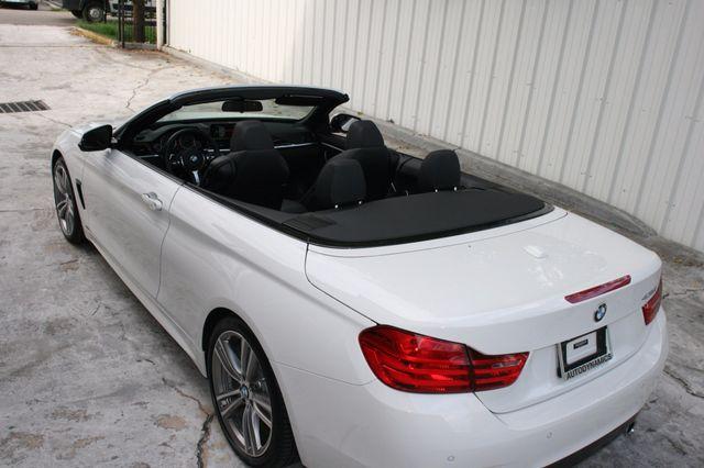 2016 BMW 435i Convertible Houston, Texas 7