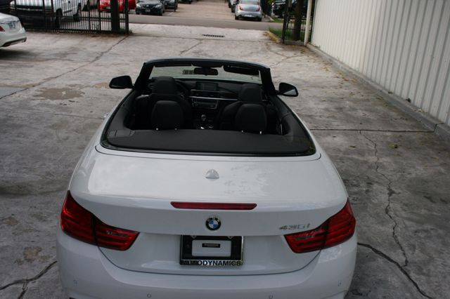 2016 BMW 435i Convertible Houston, Texas 8