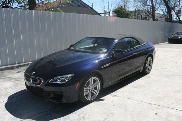 2016 BMW 640CIC Convt Houston, Texas 1