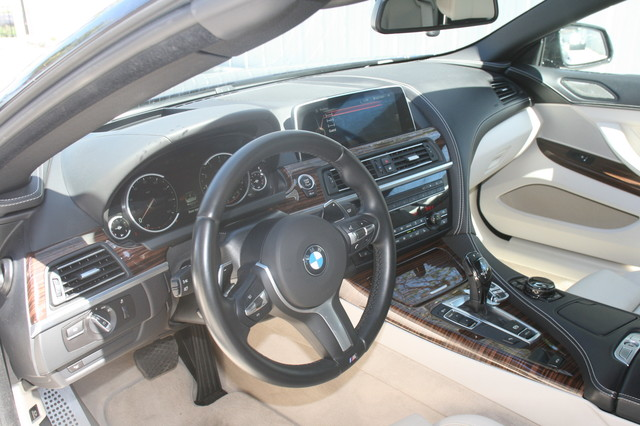 2016 BMW 640CIC Convt Houston, Texas 13