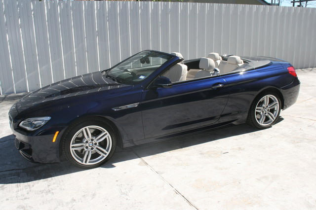 2016 BMW 640CIC Convt Houston, Texas 36