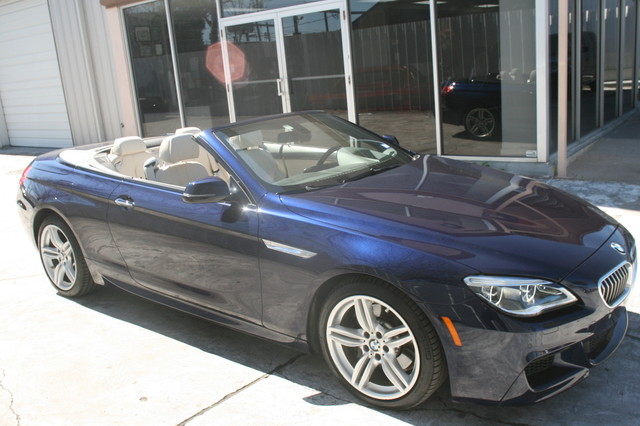 2016 BMW 640CIC Convt Houston, Texas 37