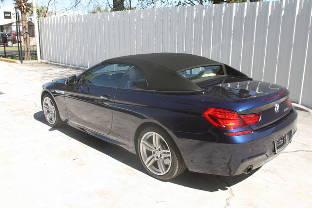 2016 BMW 640CIC Convt Houston, Texas 4