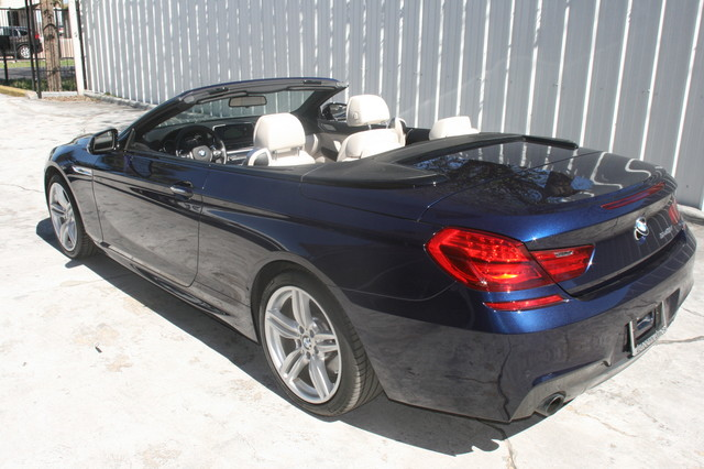 2016 BMW 640CIC Convt Houston, Texas 39