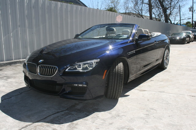 2016 BMW 640CIC Convt Houston, Texas 41