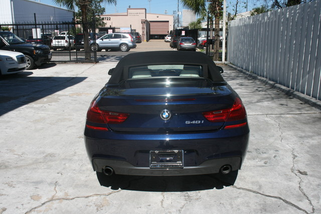 2016 BMW 640CIC Convt Houston, Texas 5