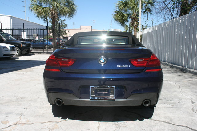 2016 BMW 640CIC Convt Houston, Texas 6