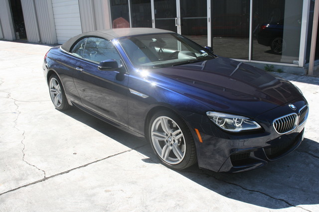 2016 BMW 640CIC Convt Houston, Texas 8
